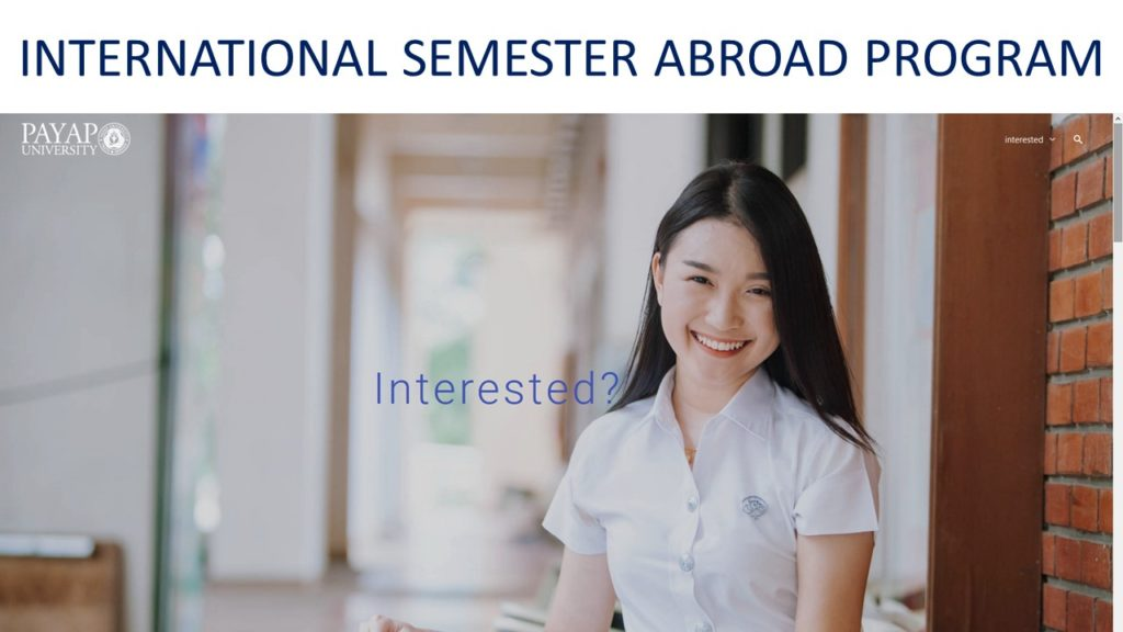 international semester abroad program