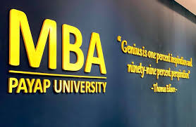 payap mba international