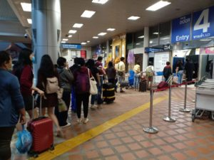 chiang mai airport checkin system